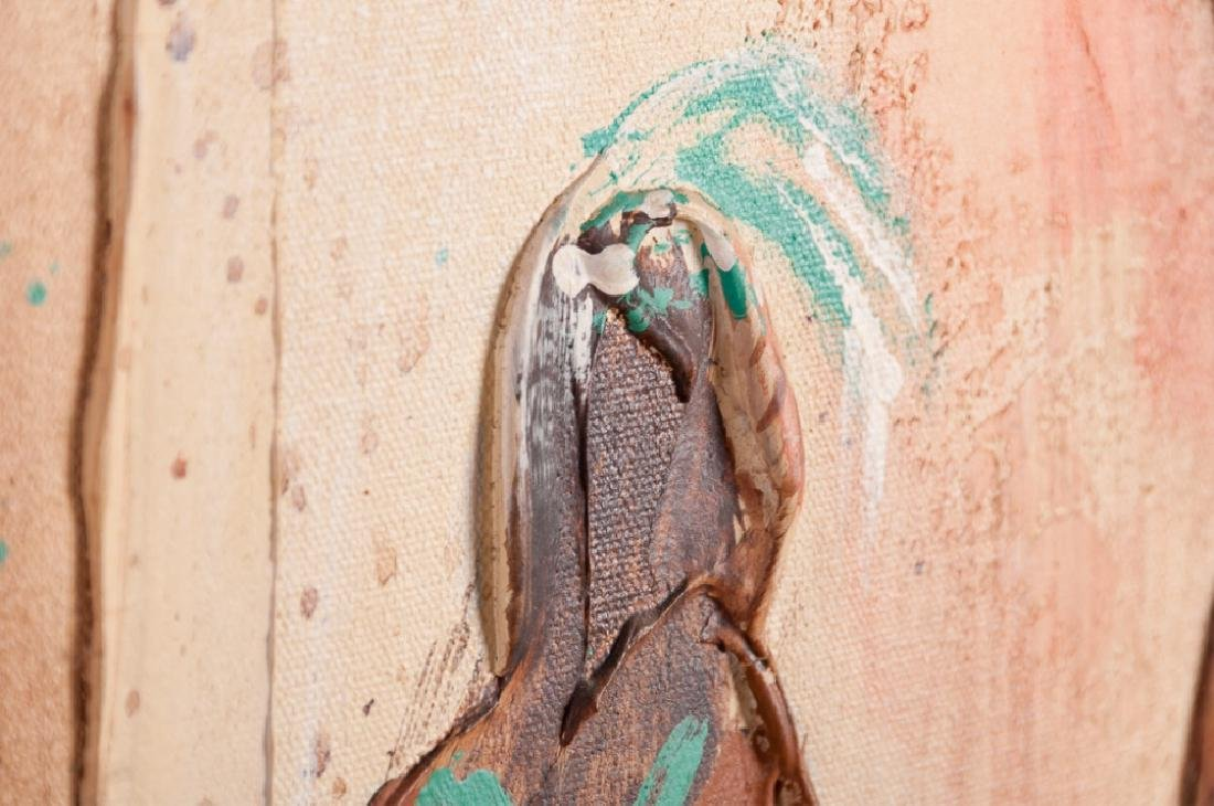 Artmaster Studios Native American Oil on Canvas - 5