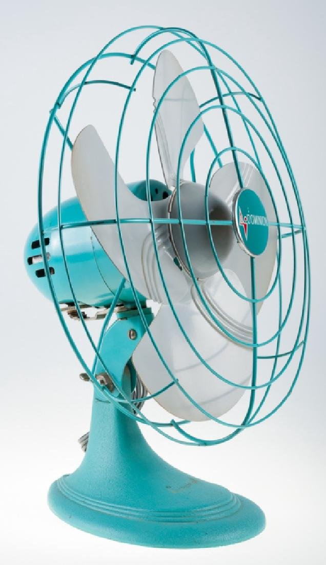 Vintage Dominion Electric Fan