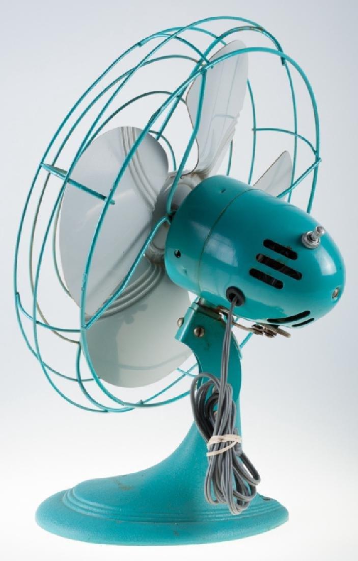Vintage Dominion Electric Fan - 3