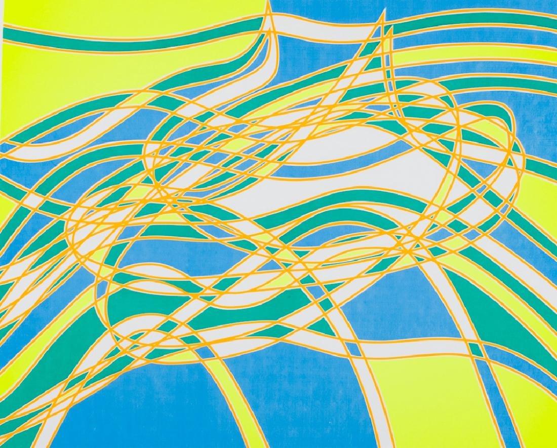 """S. Hayter """"Untitled 3"""" #87/150, The Aquarius Suite"""