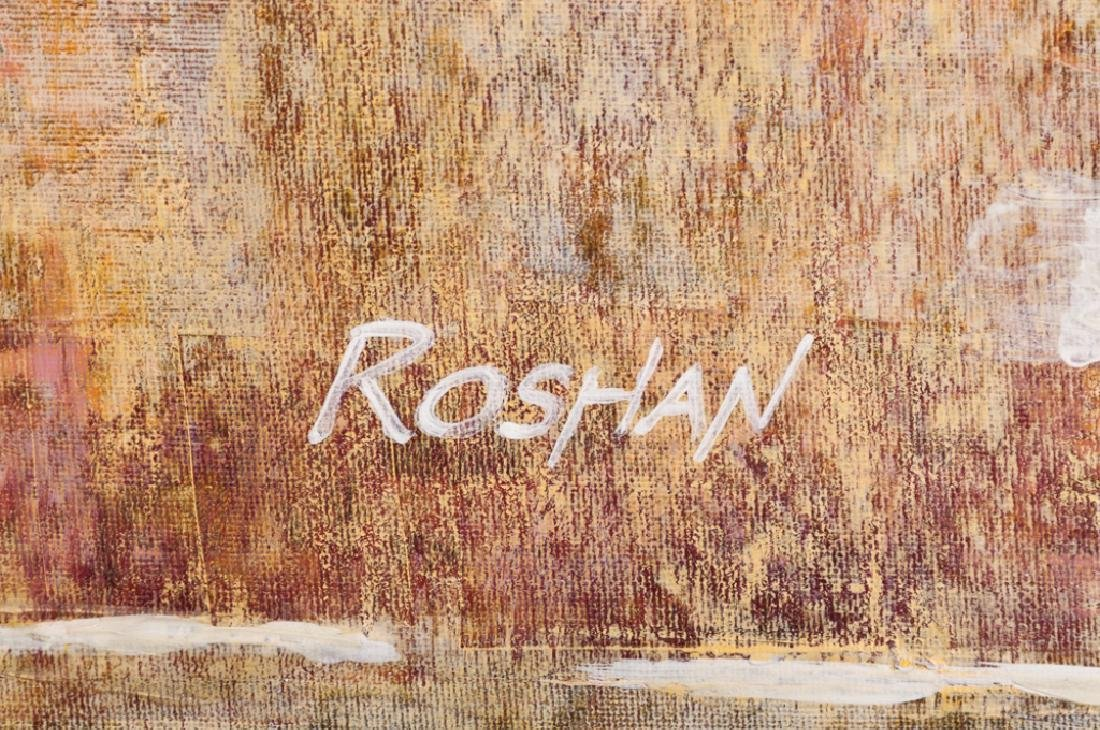 Roshan Mixed Media Painting - 3