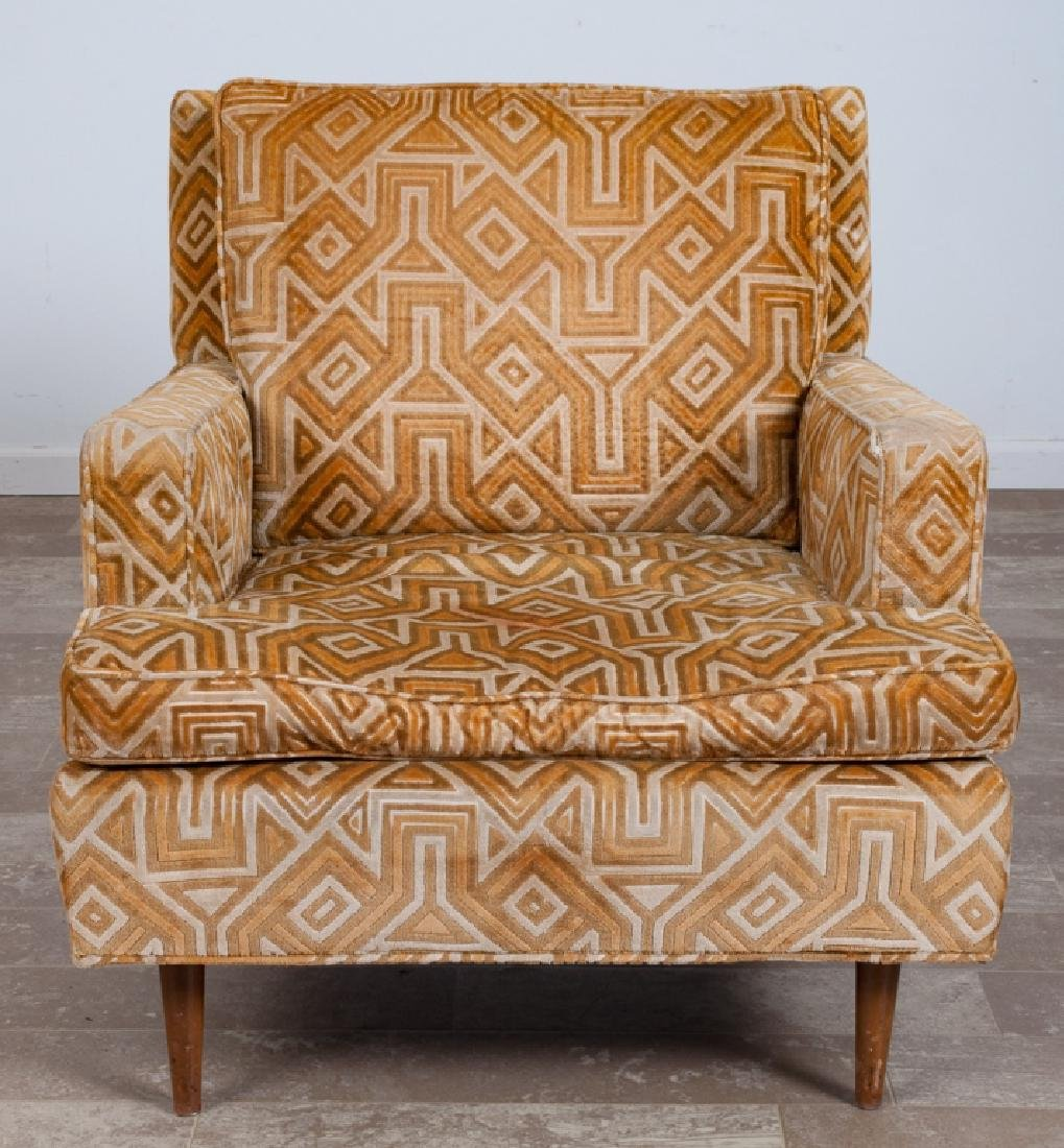 Upholstered Lounge Chair - 2