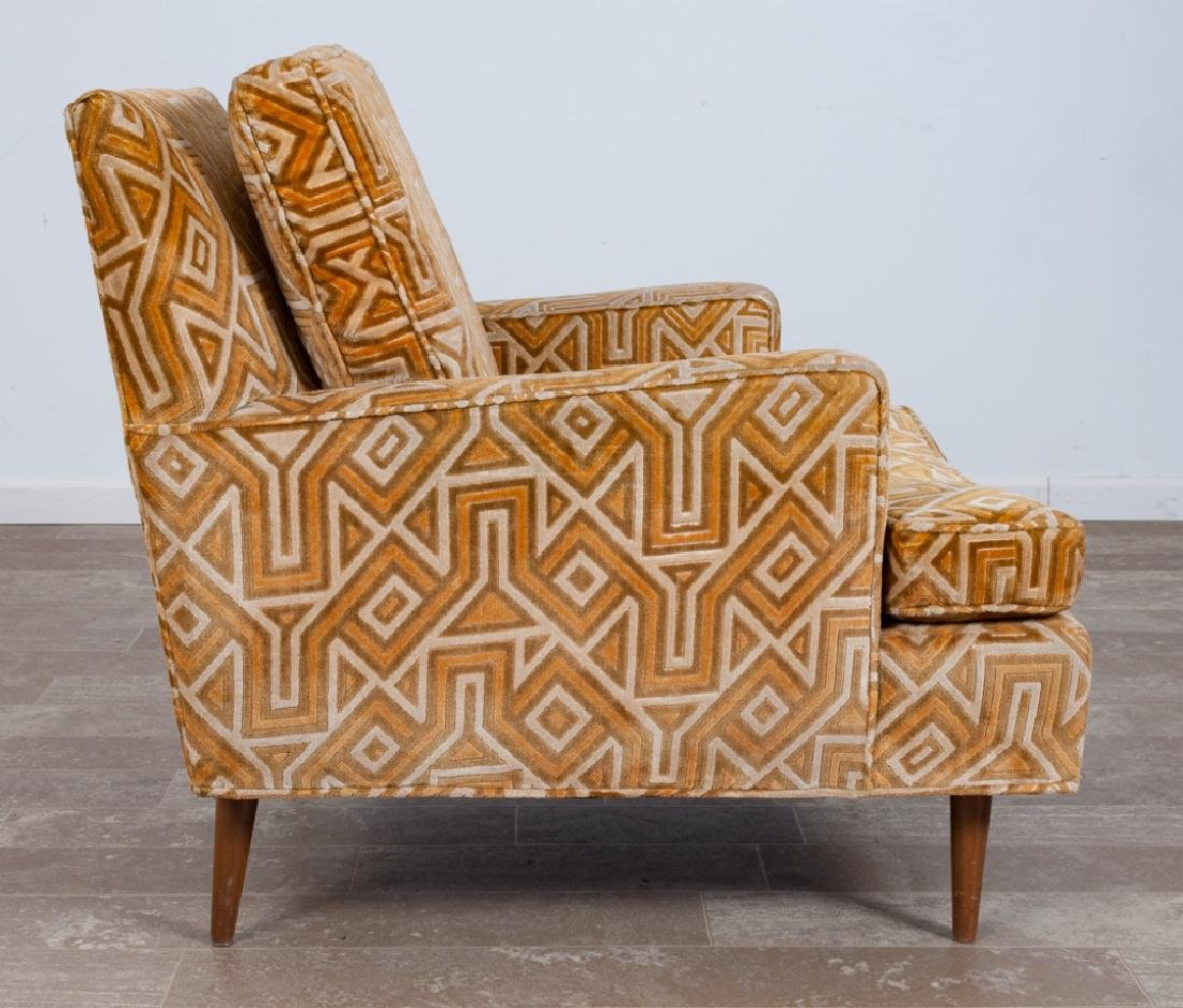 Upholstered Lounge Chair - 6