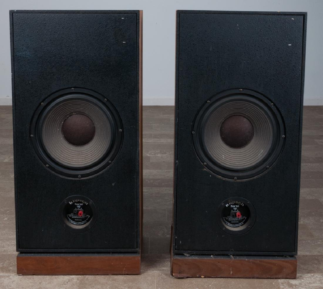 Klipsch Forte Speaker System - 4