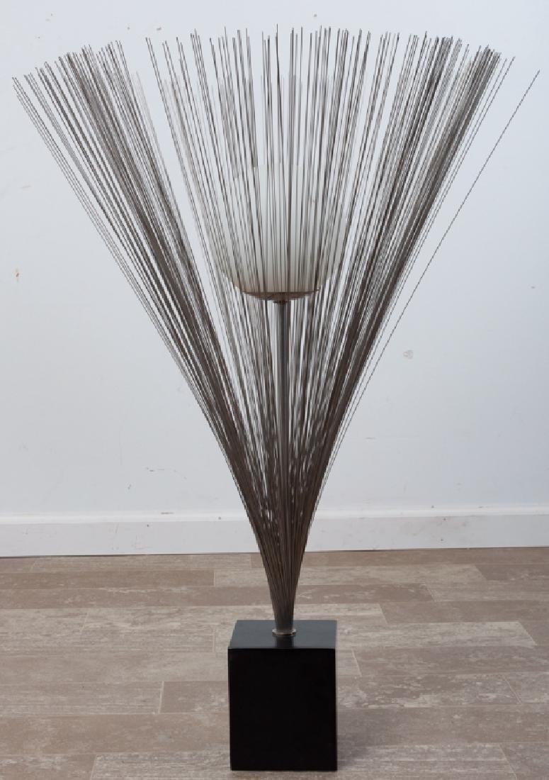 Bertoia Style Spray Lamp