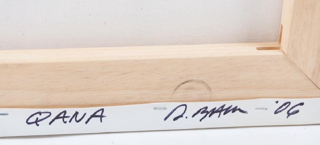 Dennis Balk Ink on Canvas - 5