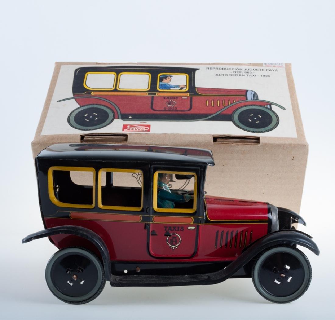 PAYA  863 Toy Auto Sedan