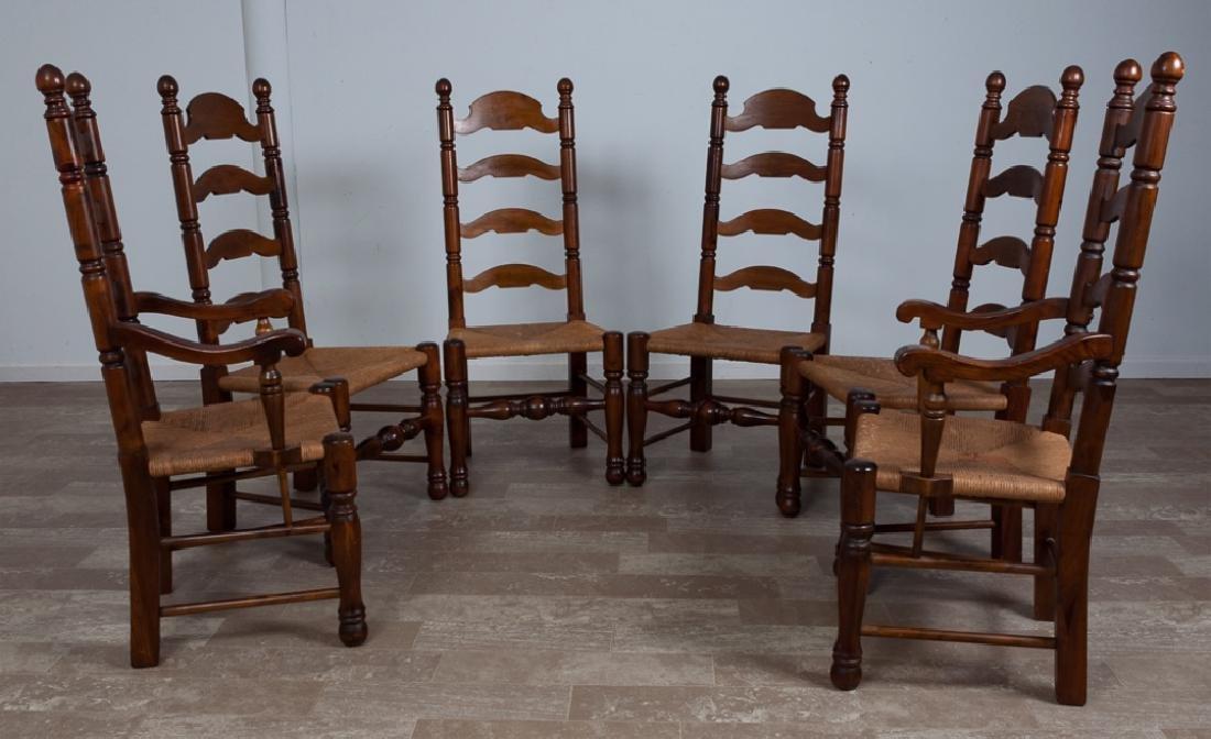 Pennsylvania House Ladderback Dining Chairs