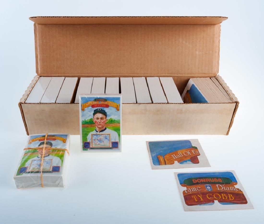 1983 Donruss Set of Baseball Cards