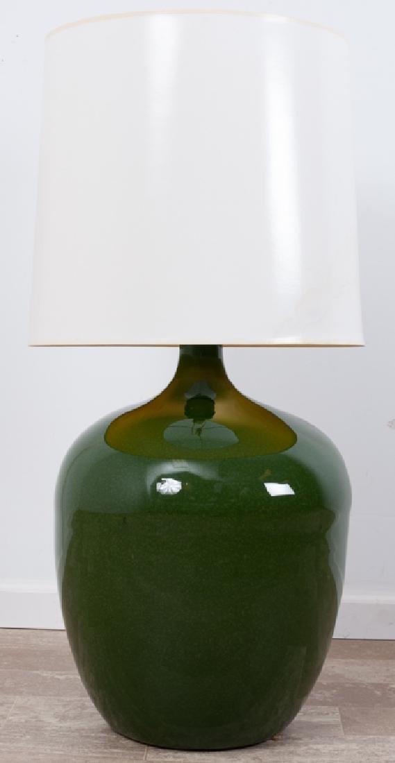 Demijohn Lamp