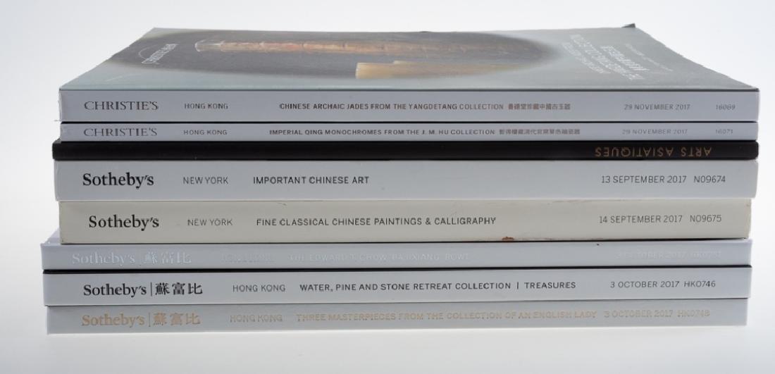 Christie's, Sotheby's & Leclere Catalogs