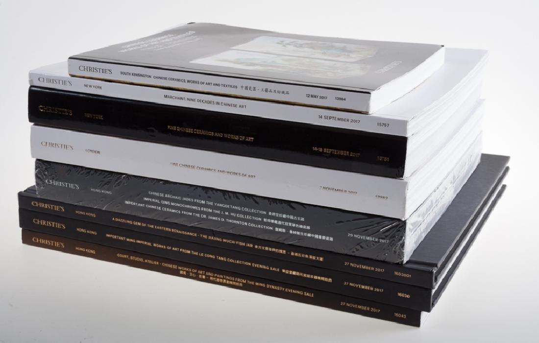 Christie's Auction Catalogs