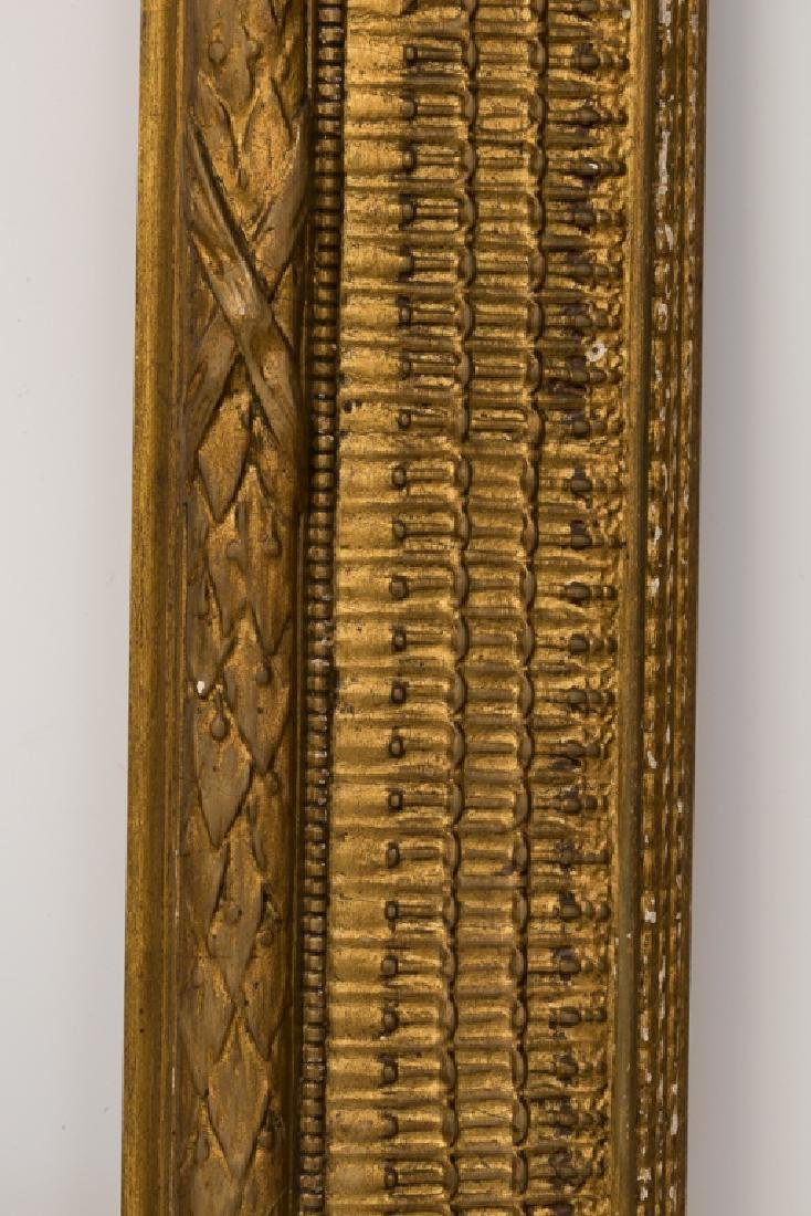 Stanford White Carved & Gilt Wood Painting Frame - 12
