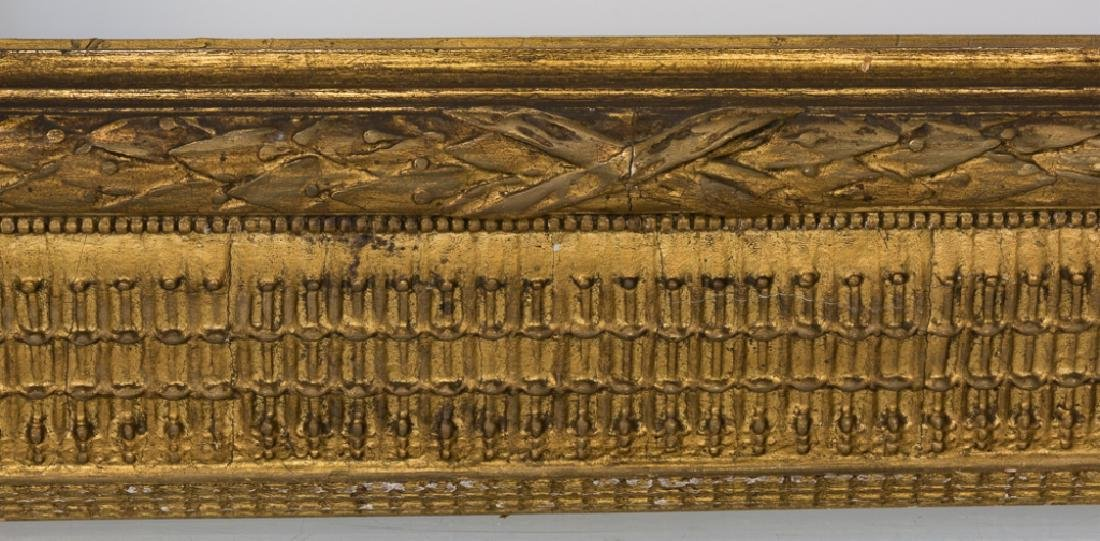 Stanford White Carved & Gilt Wood Painting Frame - 3