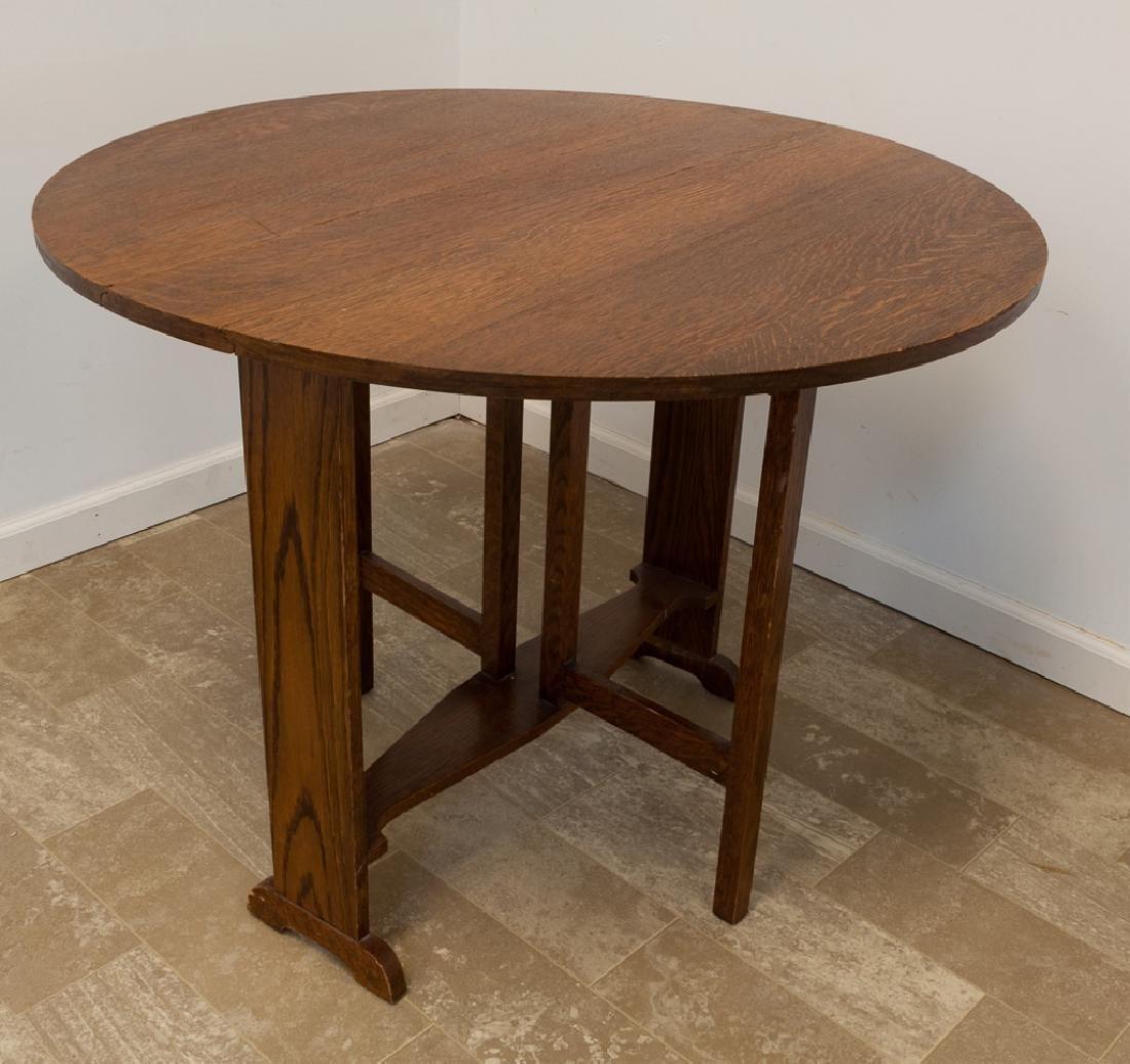 English Oak Sutherland Table