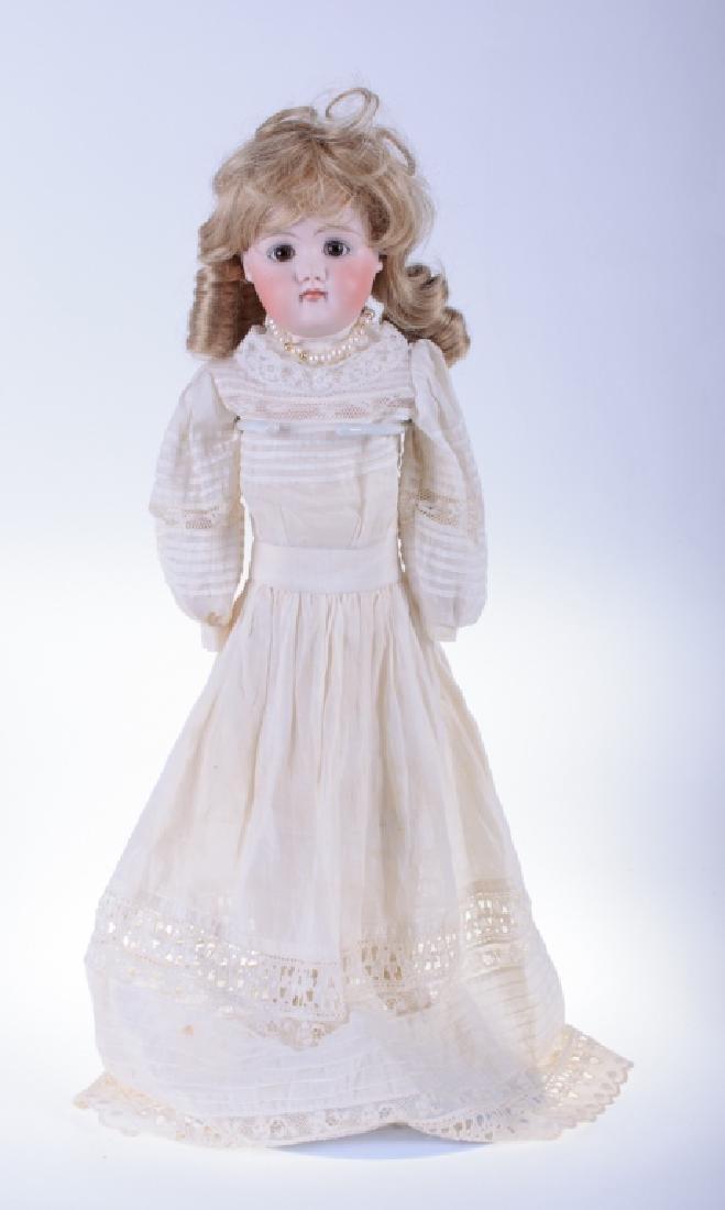 """GebruderHeubach 18"""" Doll"""