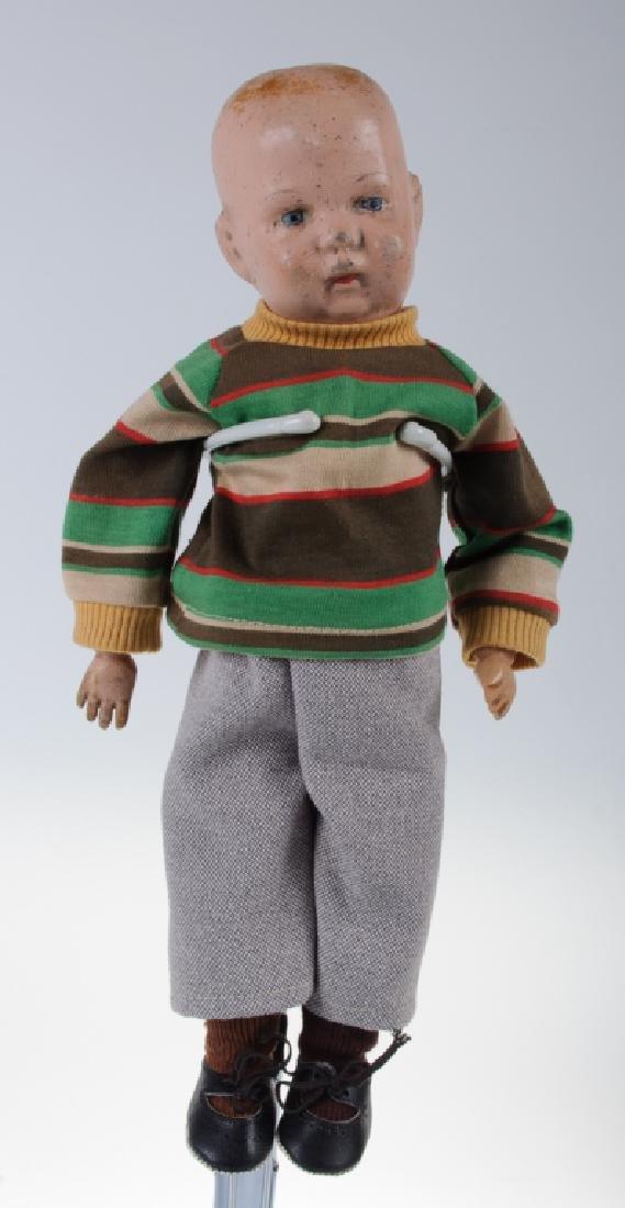 Schoenhut 1911 Wooden Doll