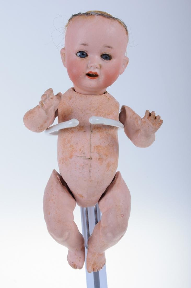 "Heubach Kopplesdorf German 10"" Doll"