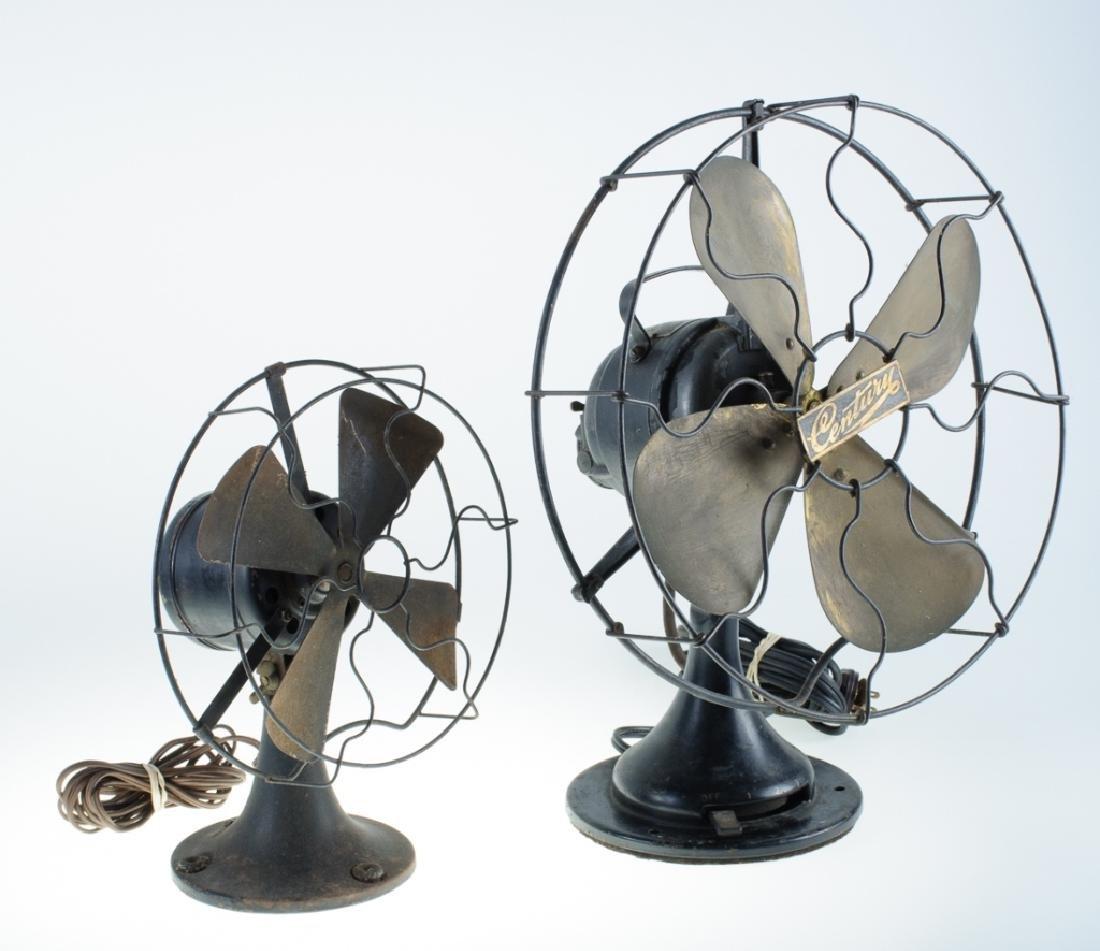 Vintage Century Electric Fan & Eskimo Fan