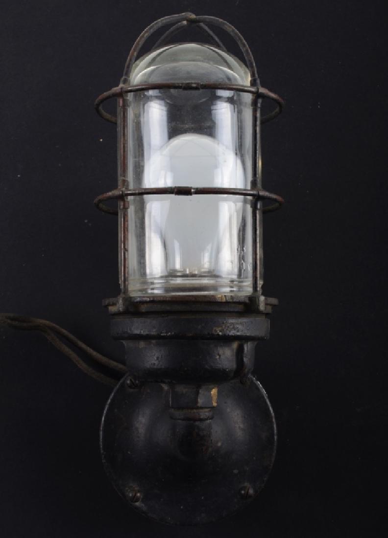 Benjamin Industrial Explosion Proof Light Fixture