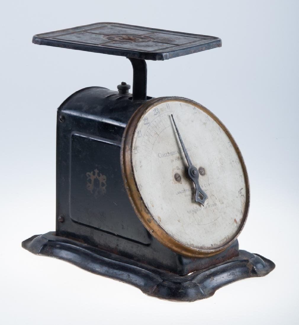 Landers, Frary & Clark Columbia Family Scale