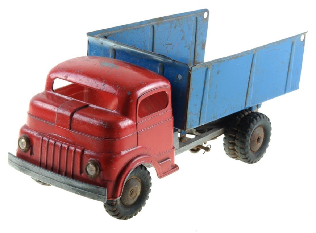 Structo Metal Dump Truck C-1502