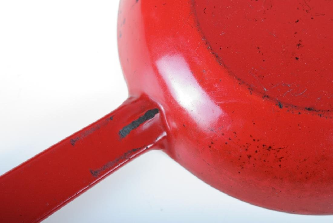 Le Creuset Sauce Pan & Two-In-One Pan - 7