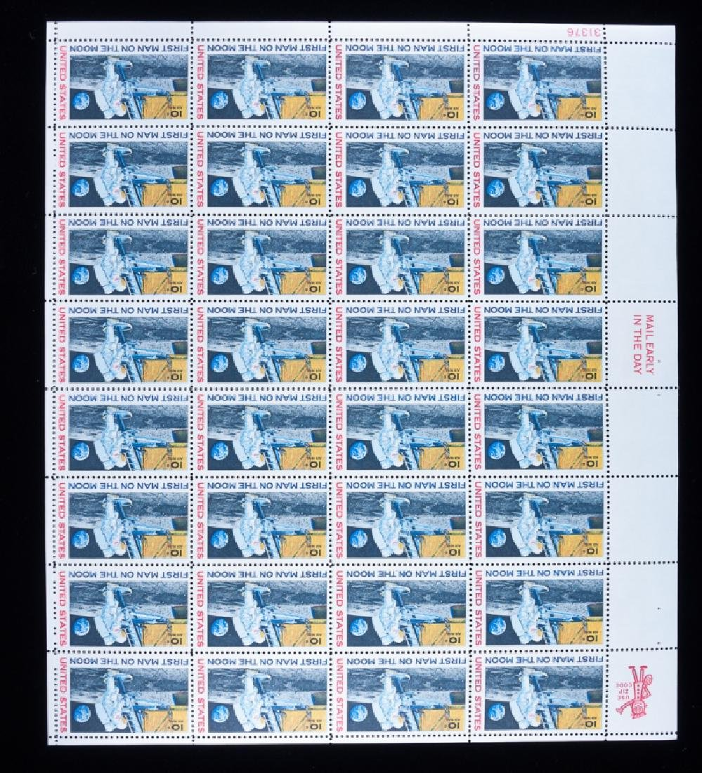 Mint Sheets of Stamps, Environmental, 5 P. - 3