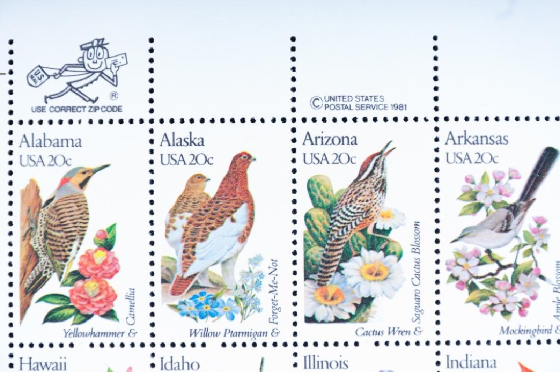 Mint Sheets of Stamps, Environmental, 5 P. - 4