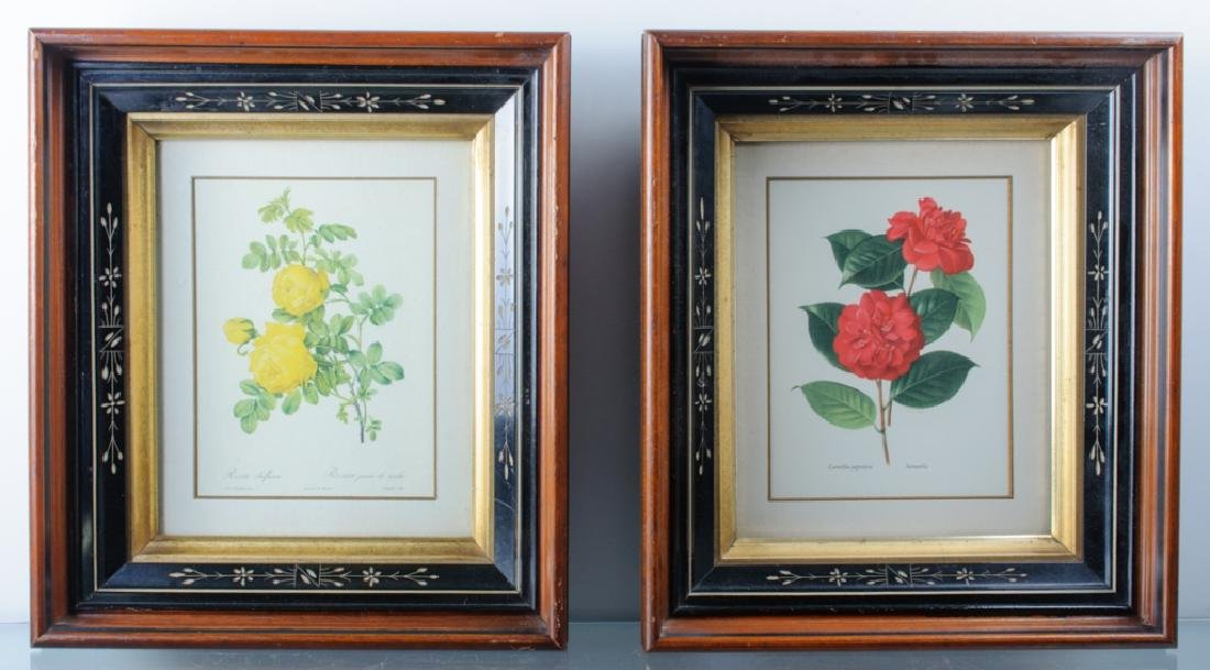 Aesthetic Movement Picture Frames Pair, 19th C