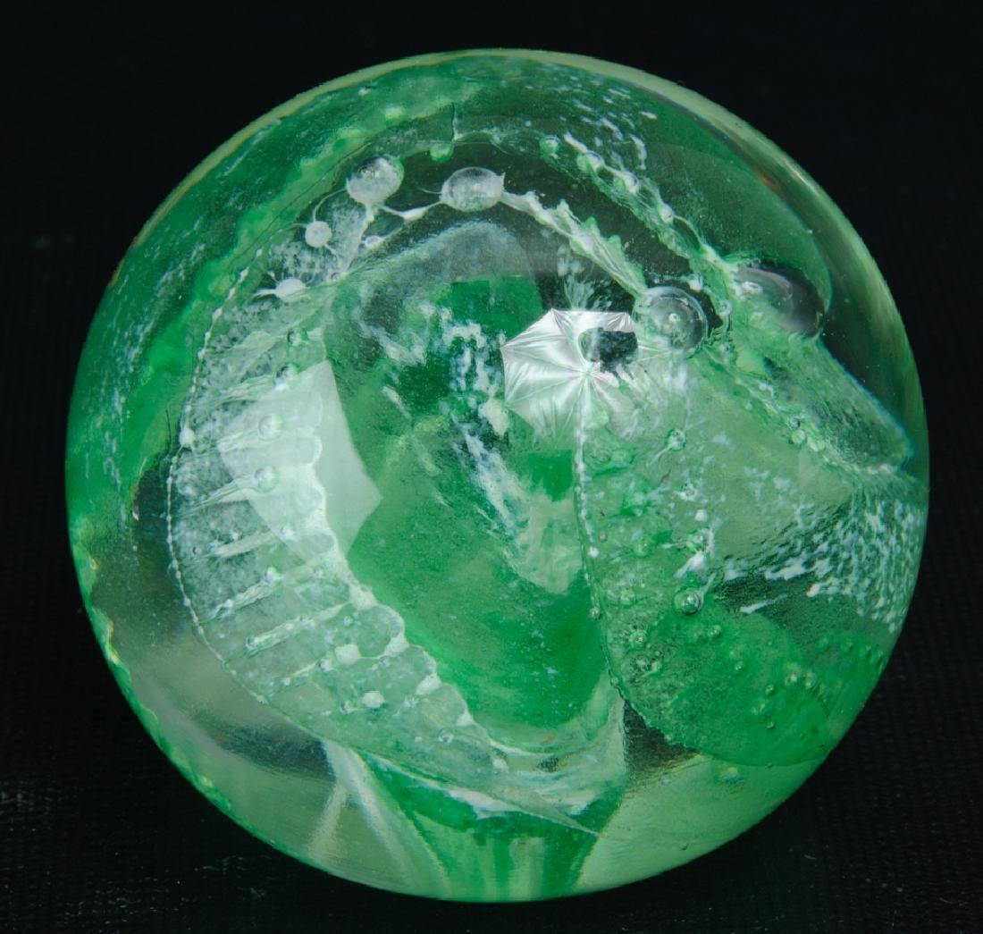 Art Glass Paperweights - 10