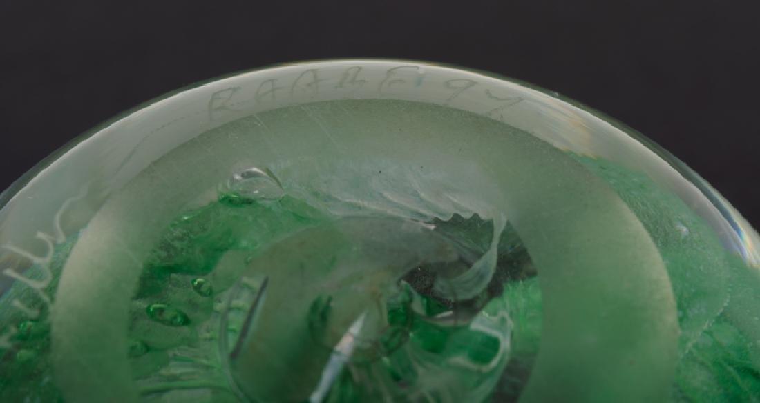 Art Glass Paperweights - 3