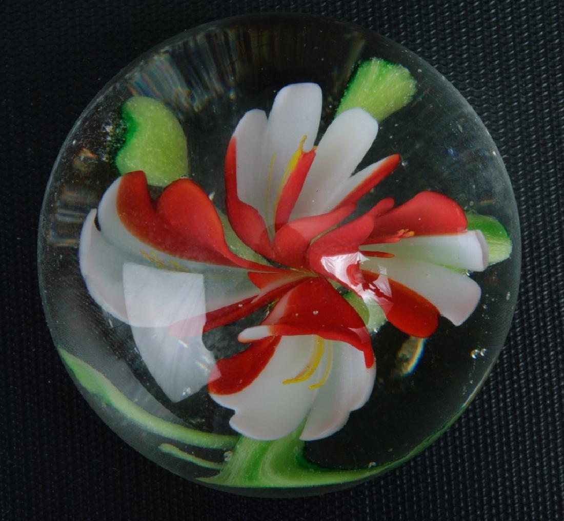 Art Glass Paperweights - 7