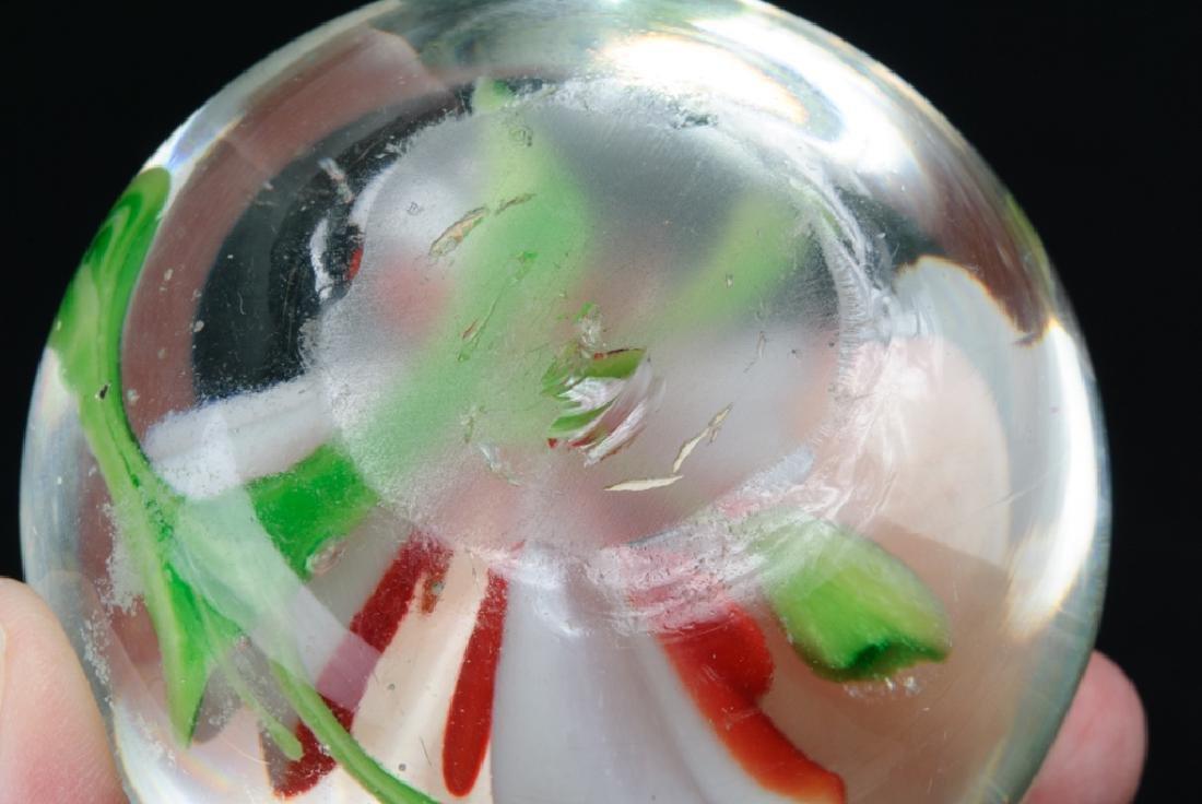 Art Glass Paperweights - 9