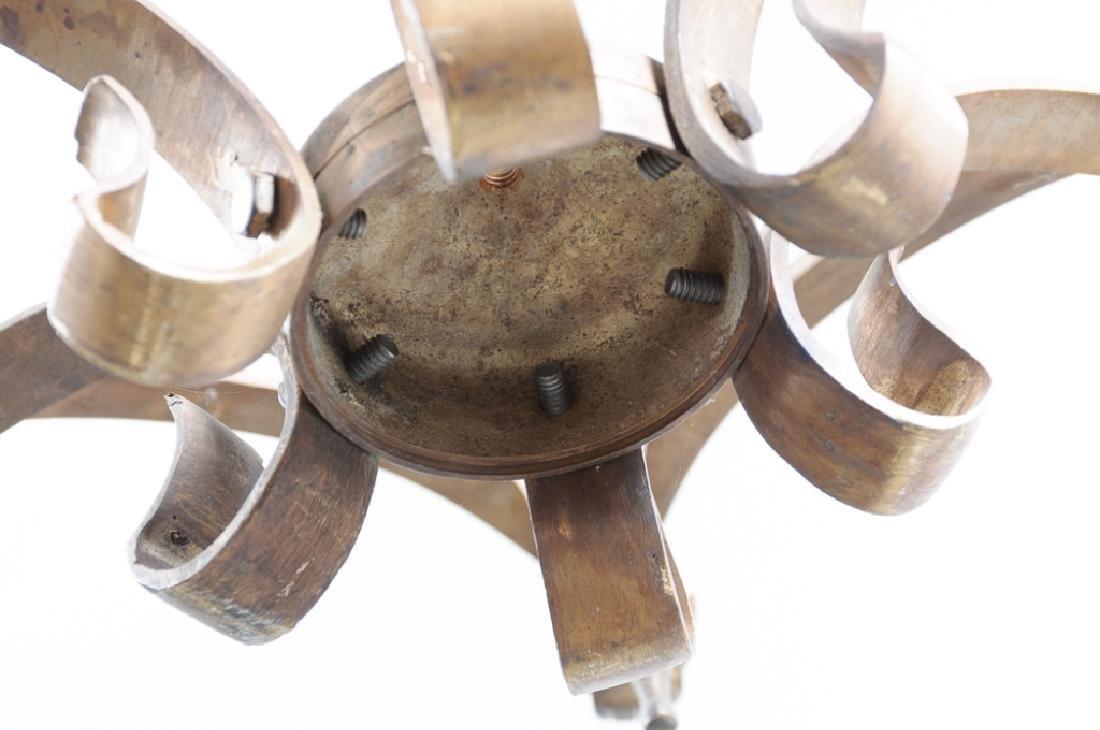Bronze Hanging Lantern - 6