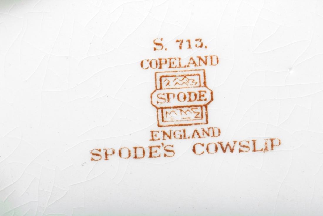 Spode & Nippon Porcelain Partial Tea Service - 8