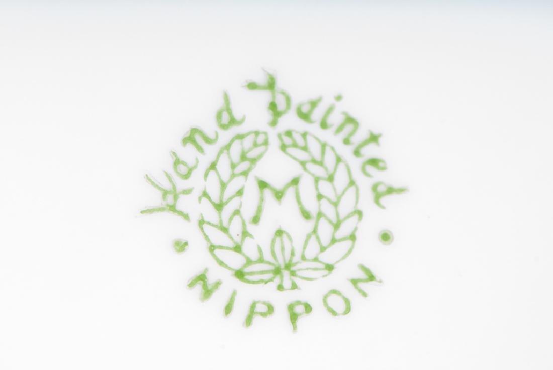 Spode & Nippon Porcelain Partial Tea Service - 9