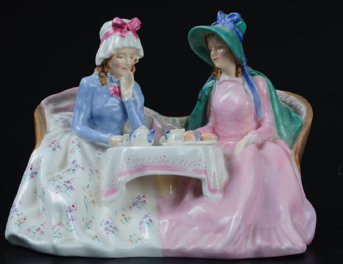 Royal Doulton Afternoon Tea Porcelain Grouping