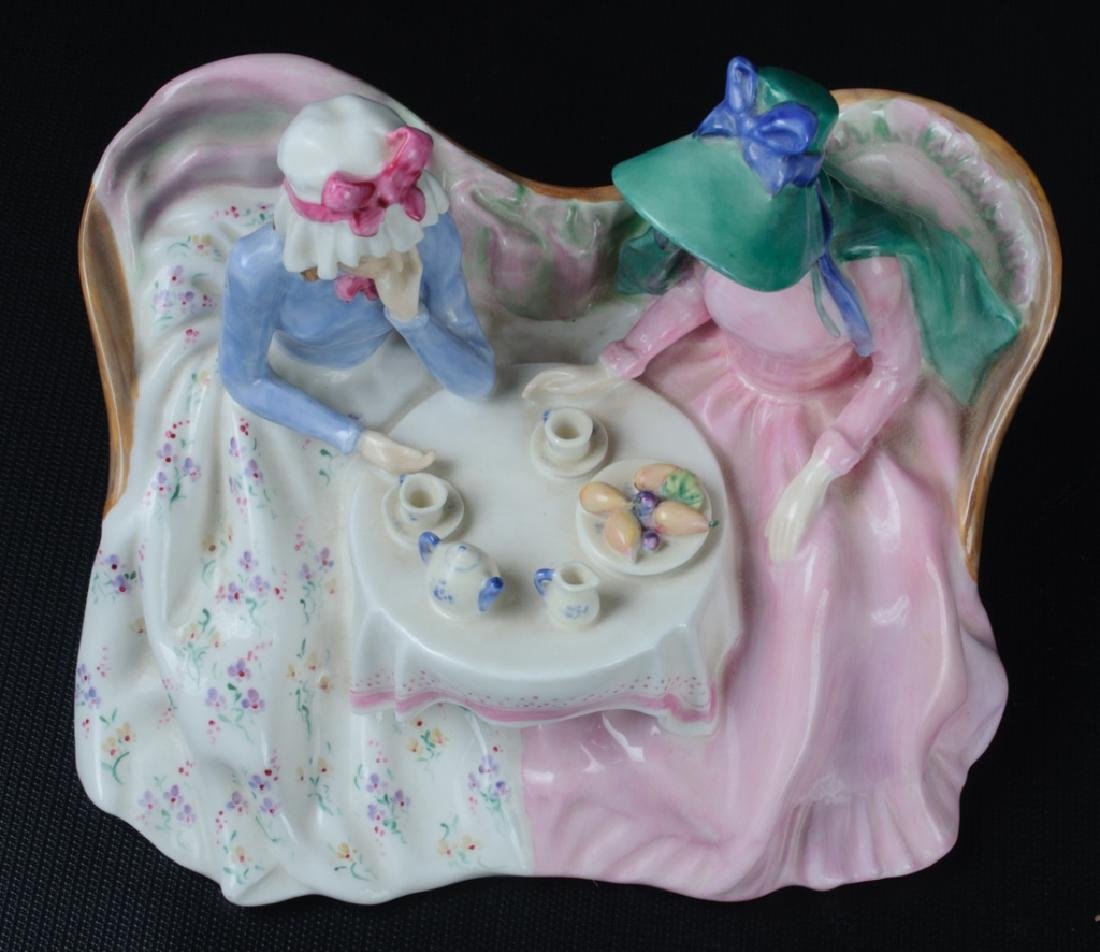 Royal Doulton Afternoon Tea Porcelain Grouping - 2