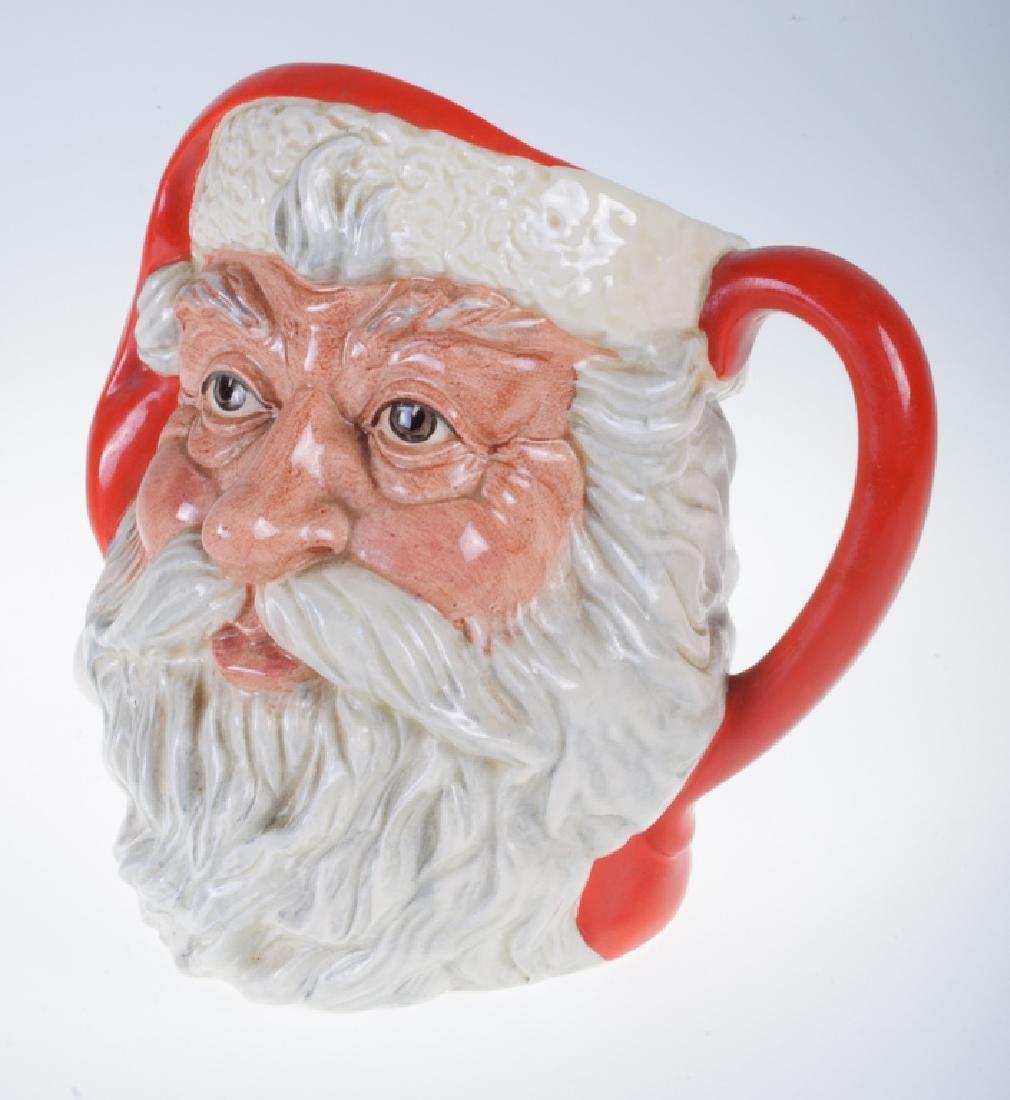 Royal Doulton Santa Claus Toby Mug