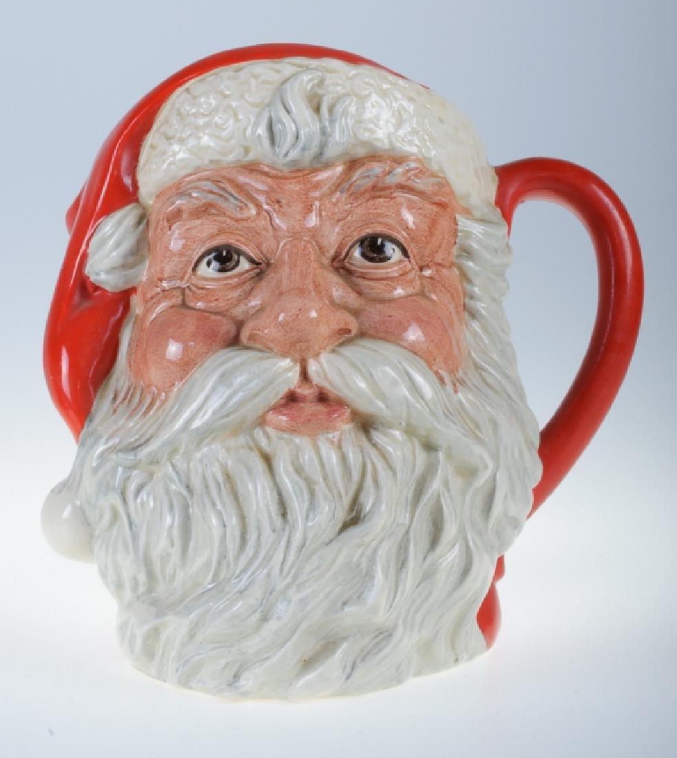 Royal Doulton Santa Claus Toby Mug - 2