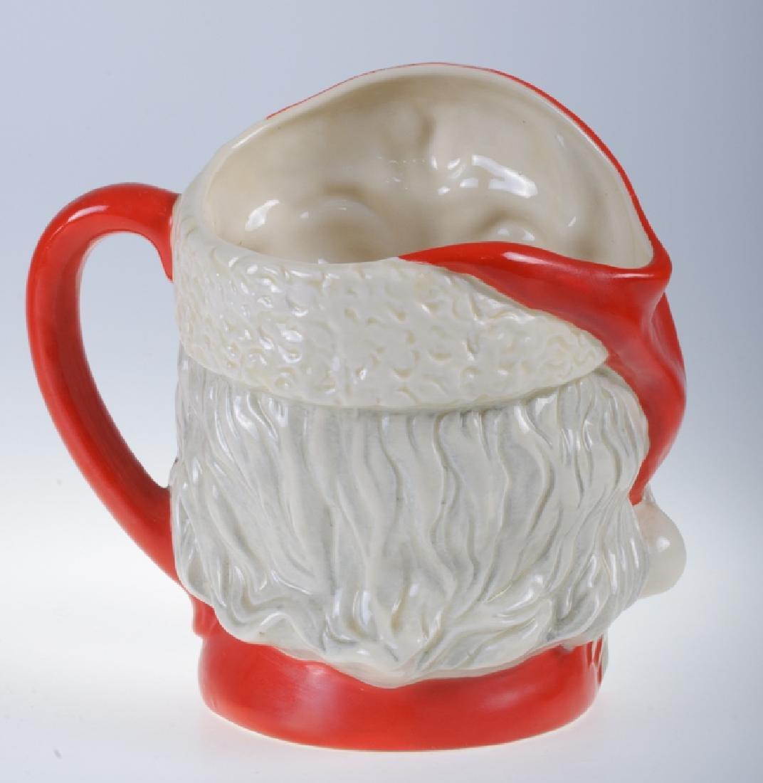 Royal Doulton Santa Claus Toby Mug - 3