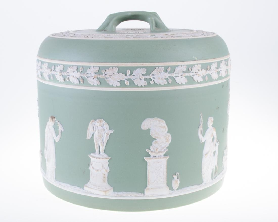 Wedgwood Jasperware Cheese Dome 1877 - 7