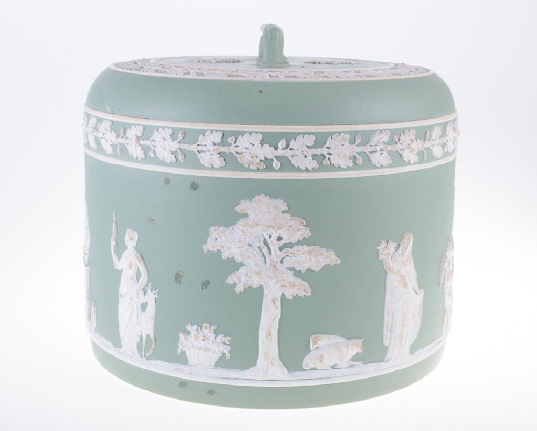 Wedgwood Jasperware Cheese Dome 1877 - 8