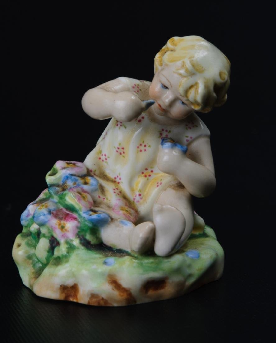Royal Worcester Mischief Figurine