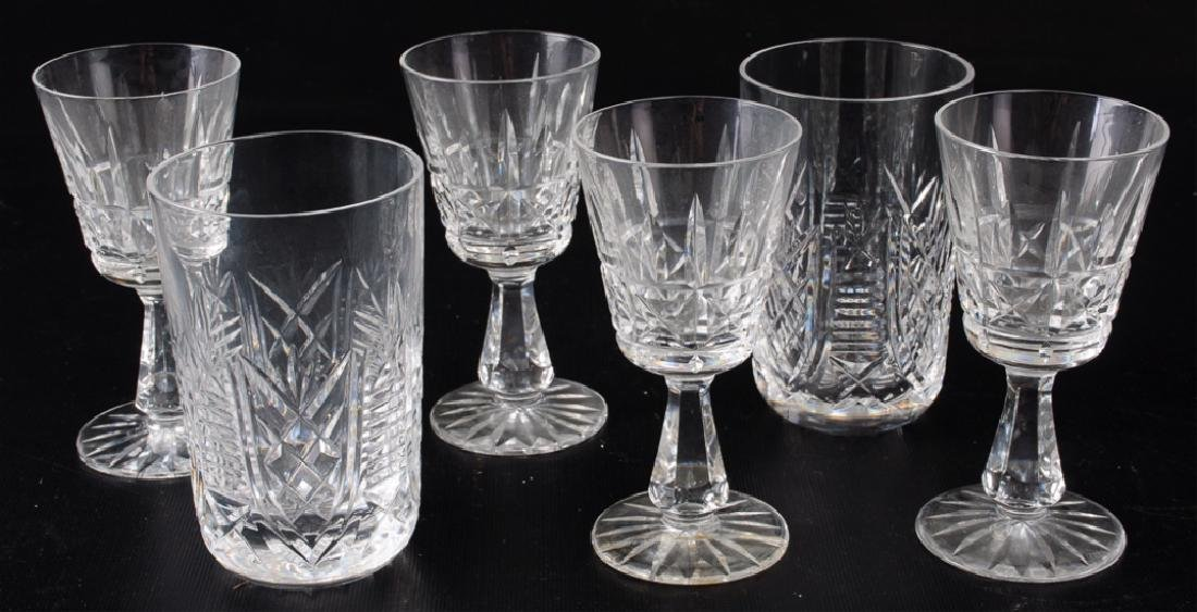Waterford Crystal Tumblers & Port Wine Glasses