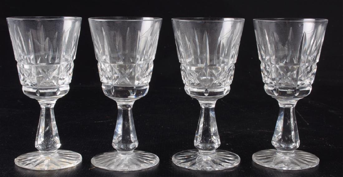 Waterford Crystal Tumblers & Port Wine Glasses - 2