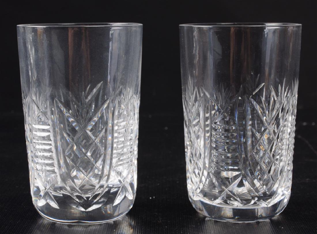 Waterford Crystal Tumblers & Port Wine Glasses - 5