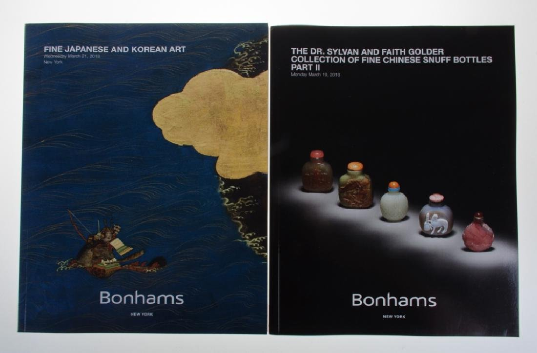 Bonhams Auction Catalog Collection - 5