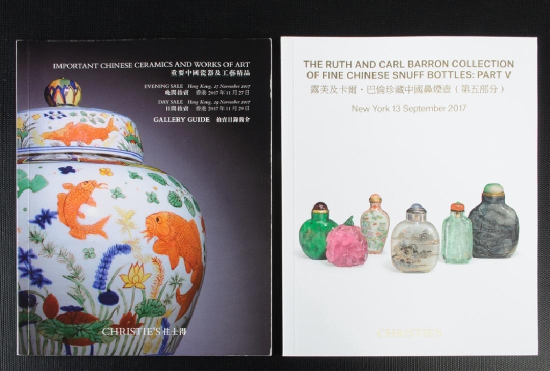 Christie's Auction Catalog Collection - 2